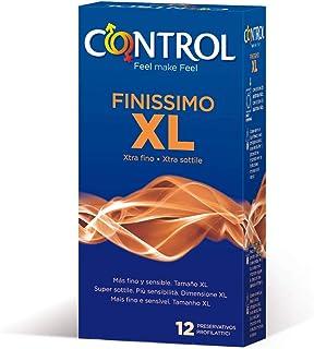 Control Finissimo XL Preservativos - Pack de 12