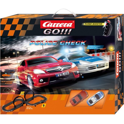 Carrera 20062288 – Go Police Check, véhicule