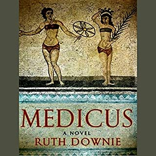 Medicus     A Novel of the Roman Empire              By:                                                                                                                                 Ruth Downie                               Narrated by:                                                                                                                                 Simon Vance                      Length: 11 hrs and 50 mins     2,827 ratings     Overall 4.0