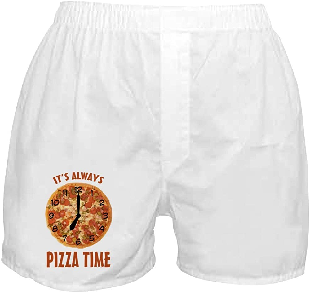 Popular shop is the lowest price challenge CafePress Its Always Pizza Fashion Boxer Time Shorts