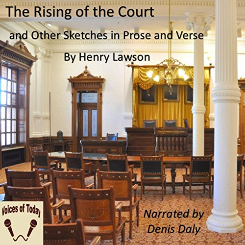 The Rising of the Court audiobook cover art