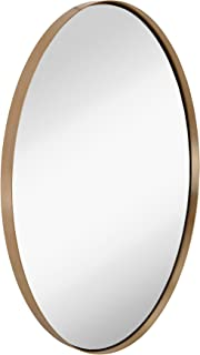 Best oval gold mirror Reviews