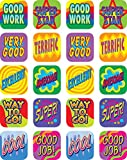 good job stickers for kids - Teacher Created Resources Good Work Stickers, Multi Color (1990)