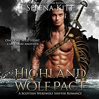 Highland Wolf Pact cover art