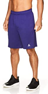 Reebok Men's Drawstring Shorts - Athletic Running & Workout Short w/Pockets