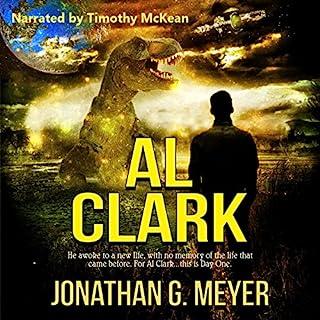 Al Clark audiobook cover art