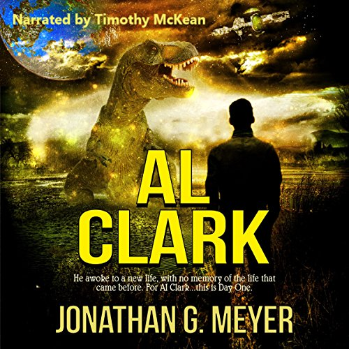 Al Clark audiobook cover art