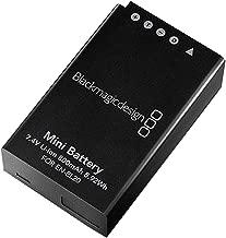 pocket cinema camera battery