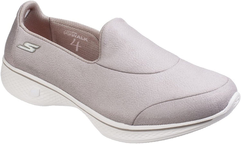 Skechers Womens Ladies SK14166 Go Walk 4 Inspire Slip On shoes