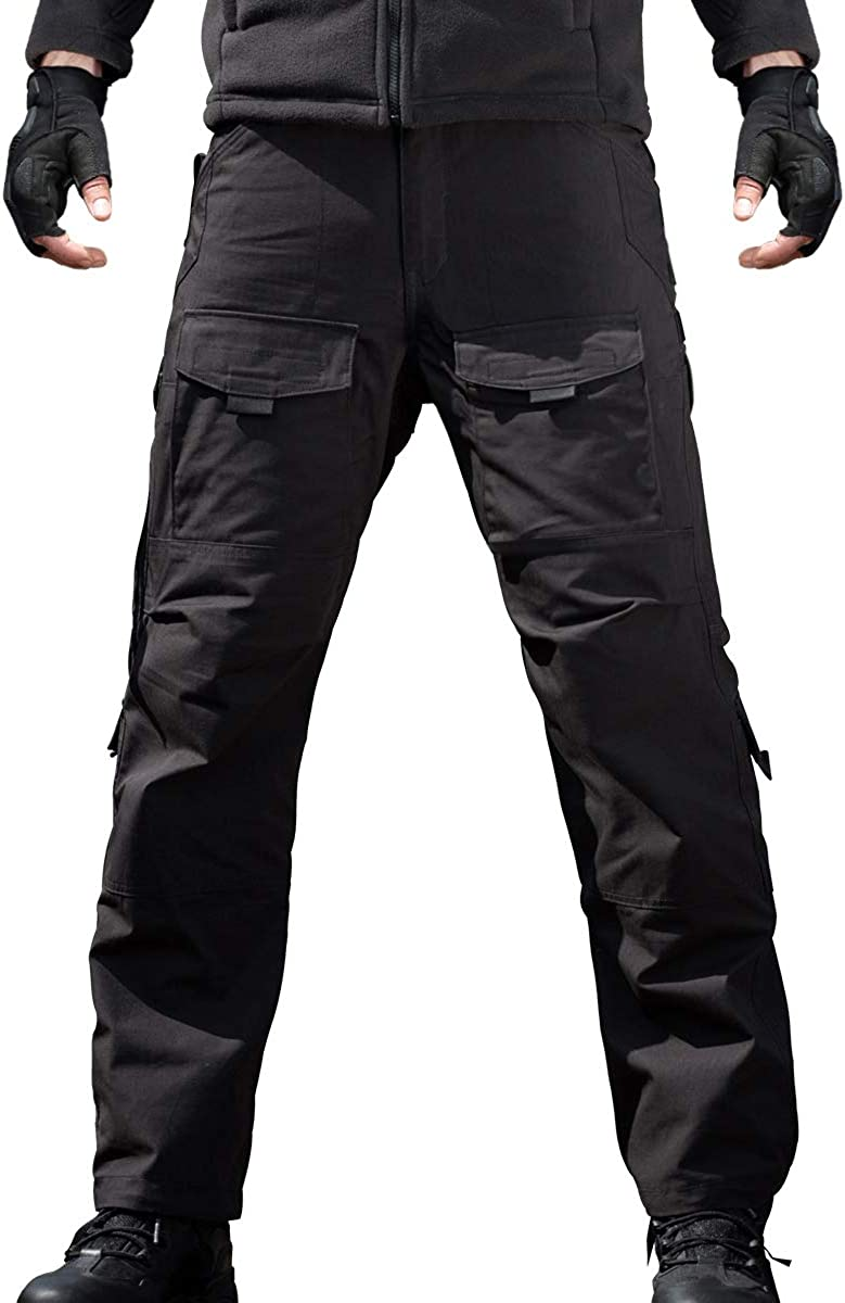 FREE SOLDIER Men's Washington Mall Outdoor lowest price Tactical Comba Pants Military Ripstop