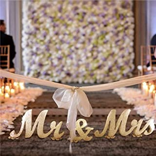 Best mr and mrs table Reviews