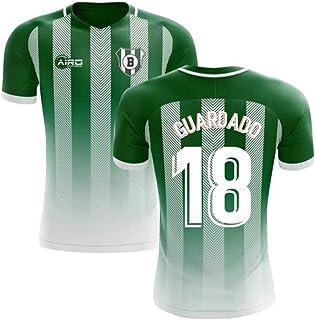 Airosportswear 2019-2020 Real Betis Home Concept Football Soccer T-Shirt Jersey (AndrÃs Guardado 18)