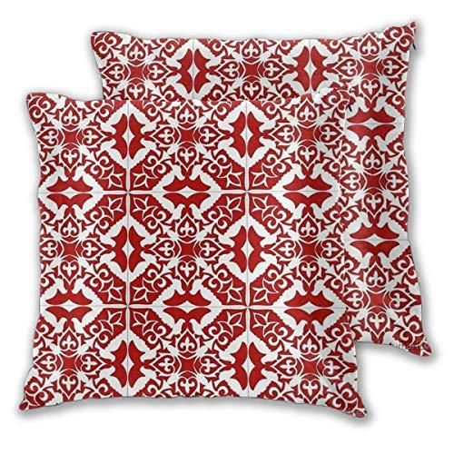 ETGeed Marokkanische Fliesen sind wunderschöne Kissenbezug Home Decoration Kissenbezug Square