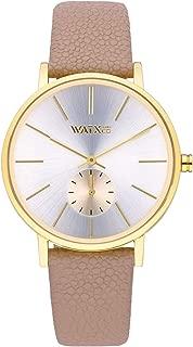 Watx&colors desire Womens Analog Quartz Watch with Leather bracelet WXCA1019