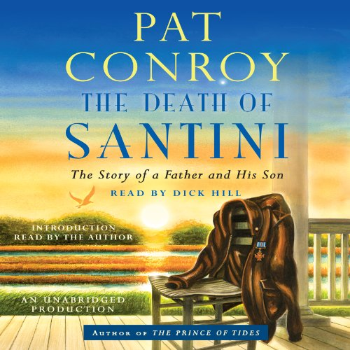 The Death of Santini audiobook cover art