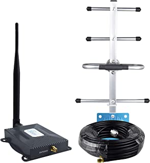 Verizon Signal Booster Connect 4G, Cell Phone Signal Booster for Home 4G LTE,Cell Phone Repeater Amplifier Verizon Network Extender 700mhz Band 13 65dB,Boosts 4G Data & No More Dropped Calls-Whip+Yagi