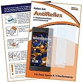 mumbi Schutzfolie kompatibel mit Sony Xperia X Folie, Xperia X Performance Folie matt, Bildschirmschutzfolie (2X)