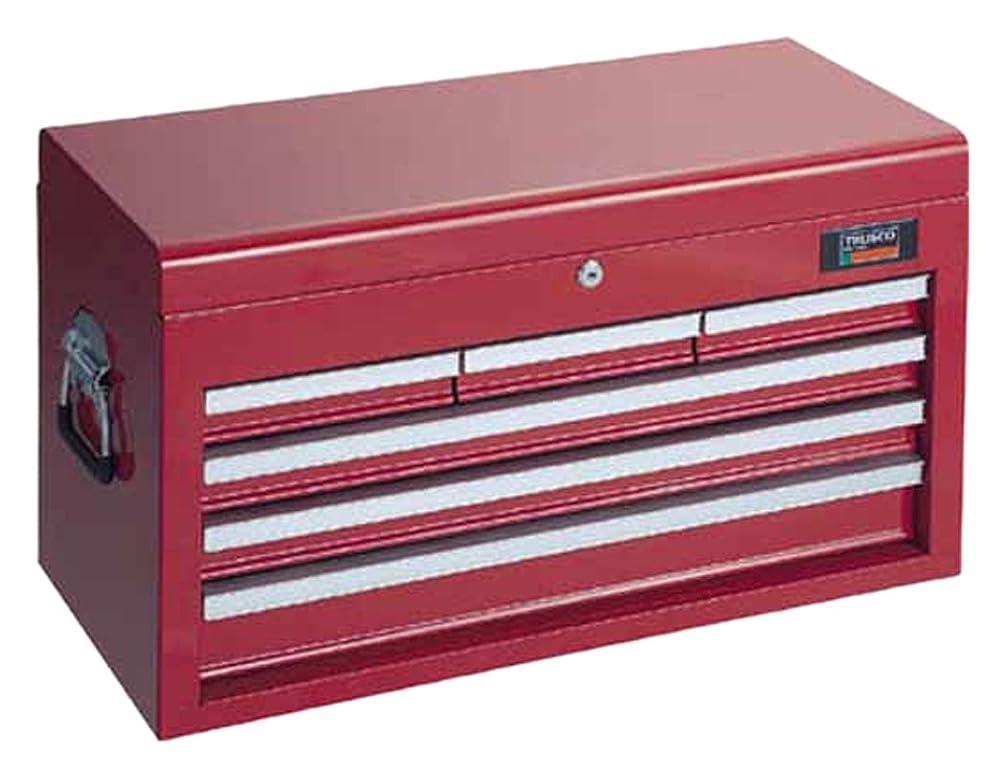 馬鹿格差南TRUSCO(トラスコ) キャビネットツールボックス 660X307X378 TCBOX-4R
