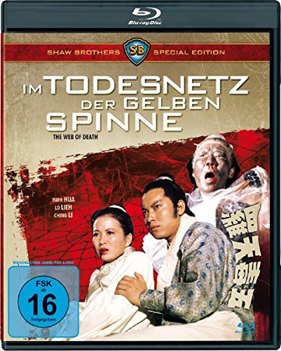 Im Todesnetz der gelben Spinne - Uncut/Shaw Brothers Special Edition [Blu-ray]