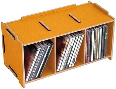 Werkhaus Casa Caja de Medios CD – Oro Amarillo | Caja | CD ...