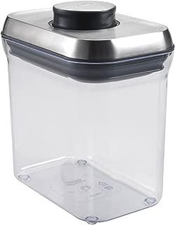 oxo steel pop container 1.5 quart