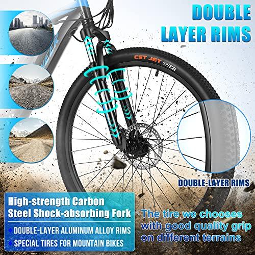 61qEkMcW78S。 SL500ANCHEER電動自転車電動マウンテンバイク