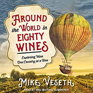 Around the World in Eighty Wines cover art