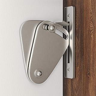 WINSOON Sliding Wood Barn Doors Lock Kit
