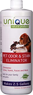 Unique Natural Products Pet Odor and Stain Eliminator, 32-