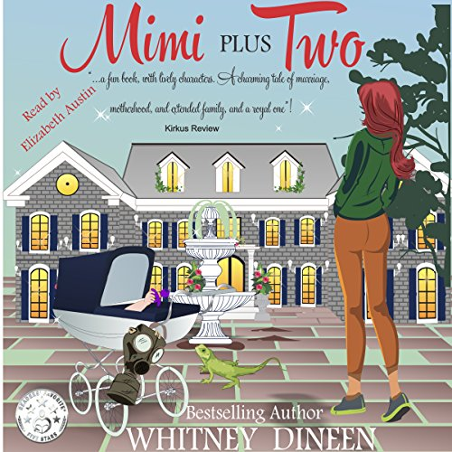 Mimi Plus Two audiobook cover art