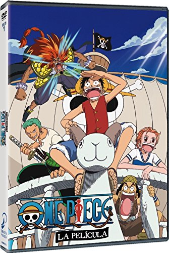 One Piece. Película 1 [DVD]