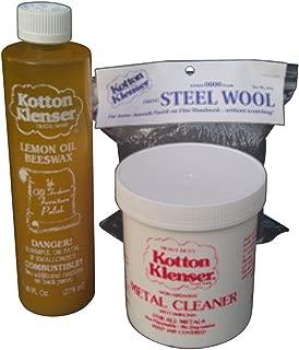 Kotton Klenser Metal Cleaning Kit