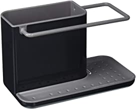 Joseph Joseph 85022 Sink Caddy Kitchen Sink Organizer Holder for Dish Soap Sponge Brush Holder Drains Water Dishwasher-Saf...