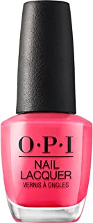 OPI Nail Lacquer, Strawberry Margarita