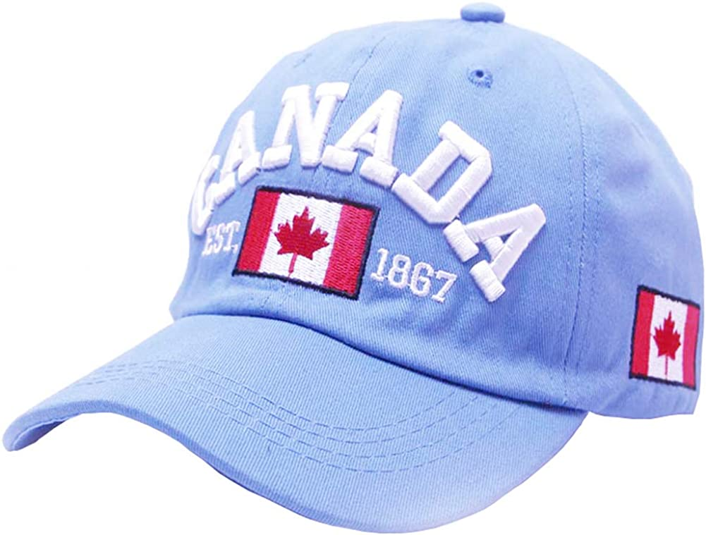 Baseball Max 89% OFF Special price for a limited time Cap Canada Flag Hat DadHat Adjustable Leaf Sunhat Maple