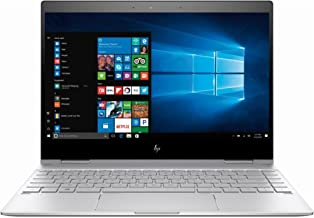 HP Spectre x360 13-ae014dx - 13.3in - Core i7 8550U - 16 GB RAM - 512 GB SSD - Natural Silver (Renewed)