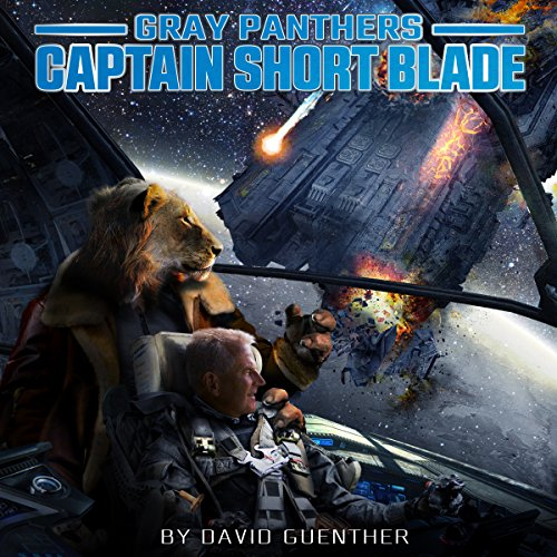Gray Panthers: Captain Short Blade audiobook cover art