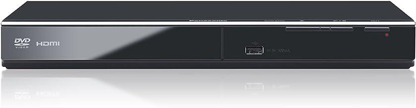 Panasonic Lecteur DVD HD DVD-S700EG-K Conversion Full HD, Compatible Xvid, Lecture Mutli..