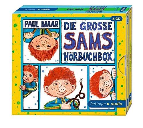 Die große Sams-Hörbuchbox: (6 CD): Ungekürzte Lesungen