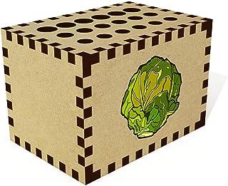 Azeeda 'Brussel Sprout' Pencil Block / Holder / Pot (PB00019821)