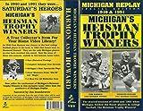 Michigan's Heisman Trophy Winners