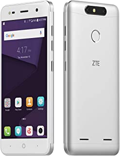 ZTE Blade V8 Mini 4G LTE Unlocked GSM 13MP Octa Core Android 7.0 5.0 Inch 32 GB Dual Rear Camera USA Latin & Caribbean Desbloqueado