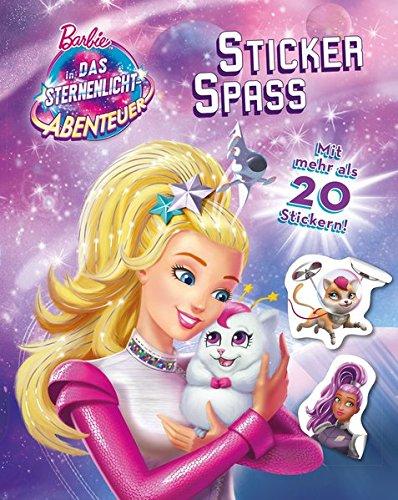 Barbie in Das Sternenlicht-Abenteuer - Stickerspaß: Mit mehr als 20 Stickern