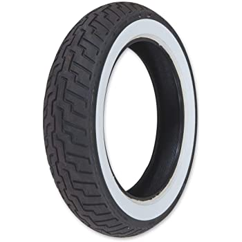 Dunlop D404 150/80-16 Wide Whitewall Front Tire 45605490