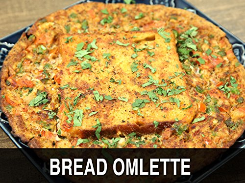 Bread Omelette Recipe In Hindi Bachelor's Chaska With Harsh