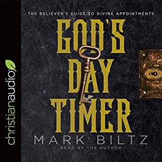 God's Day Timer cover art