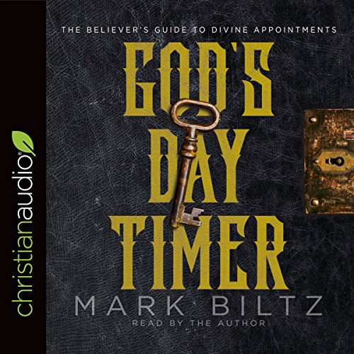 God's Day Timer audiobook cover art