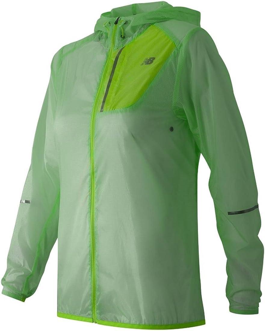 Fácil Médula ósea profundamente  Amazon.com: New Balance Women's Light Packable Jacket, Seafoam, Medium:  Clothing