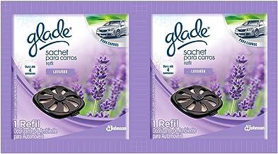 Desodorizador Glade GP Lavanda Refil com 2 Unidades