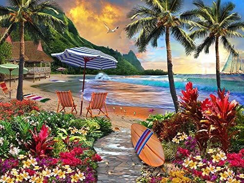 Hawaiian Life Jigsaw Puzzle 550 Piece
